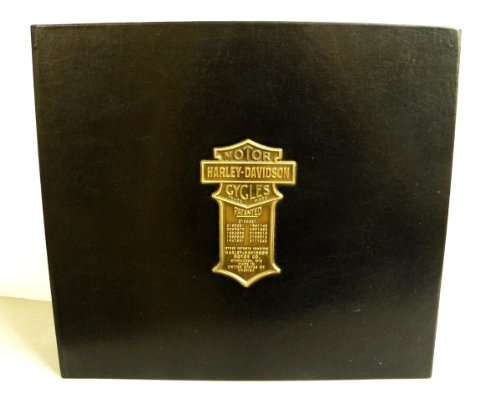 - The Harley-Davidson Motor Co. Archive Collection: Limited/Numbered Museum Edition
