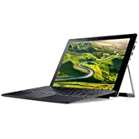 Acer Switch Alpha 12 Flagship Detachable 2-in-1 Laptop, 12 inch 2160 x 1440 QHD Touchscreen, Intel Core i7 up to 3.1GHz, 8GB RAM, 256GB SSD, WiFi, Bluetooth, Webcam, Windows 10 Pro, Stylus included