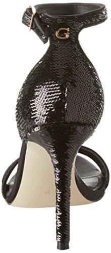 Cinturino Nero Caviglia Sandal Dress Alla Scarpe Con Footwear Guess Donna vqHAc