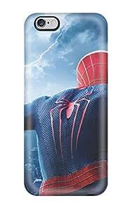 New Tpu Hard Case Premium Iphone 6 Plus Skin Case Cover(2014 The Amazing Spiderman 2)
