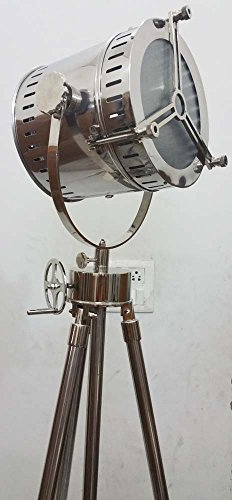 Nautical Studio Floor Lamp Searchlight Collectable Spot