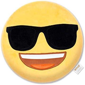 Emoji- Cojín Bordado Gafas Oficial (PIW_Sunglasses_EB)