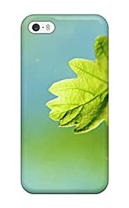 High-quality Durability Case For Iphone 5/5s(oaktree Green Leaf Branch Nature Other)
