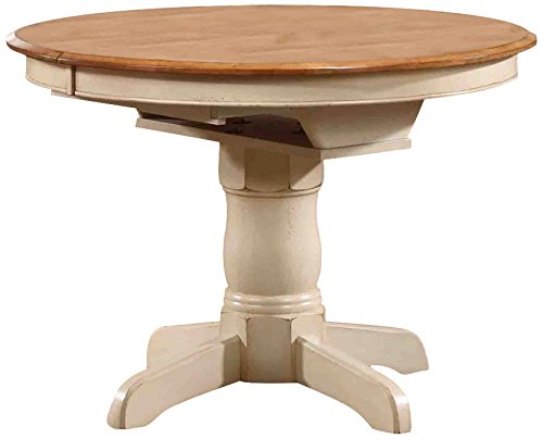 (Iconic Furniture Round Dining Table, 42