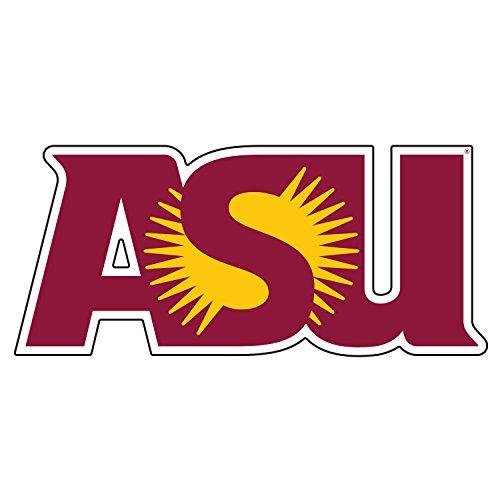 "Arizona State Sun Devils Decal ASU DECAL 4"""