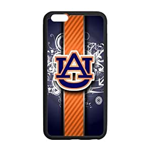 "Cool Generic Custom Unique Phone Case You Deserve--NCAA Auburn Tigers Auburn University Athletic Teams Logo Plastic and TPU Case Cover for iPhone6 Plus 5.5"" (Laser Technology)"