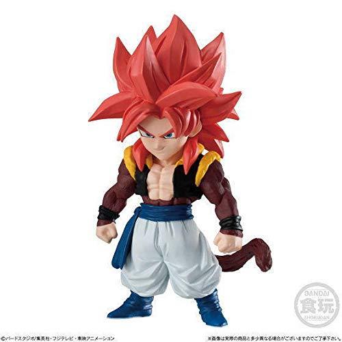 Super Saiyan 4 Gogeta Bandai Shokugan Dragon Ball ADVERGE 8 1 Bandai Candy Dragon Ball Adverge