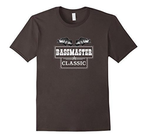 Mens Bassmaster Classic Tshirt Xl Asphalt
