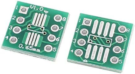 ZT-TTHG DIPアダプタコンバータプレートFQFP 32 44 64 80 100 HTQFP QFN48 SOP SSOP TSSOP 8 14 16 20 28 30個PCBボードキットSMDターン