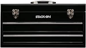 Stack-On SHB-620 20-Inch 2-Drawer Tool Chest, Black