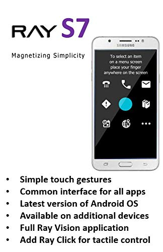 Ray S7 Smartphone for The Visually impaired