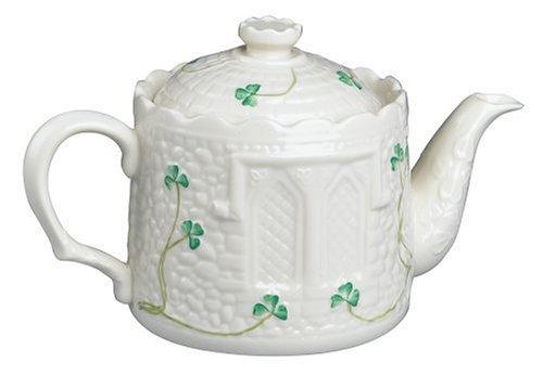 - Belleek Castle Teapot