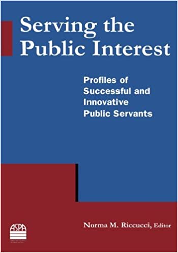 serving the public interest profiles of successful and innovative
