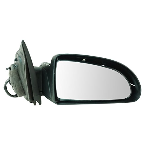 - Power Side View Mirror Passenger Right RH for 05-10 Chevy Cobalt 4 Door Sedan