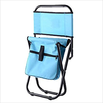 Lightweight Folding Camping Backpack Chair Fishing Products,Outdoor Folding Chairs,Portable Chairs,Backrest Chairs and Fishing Chairs are Suitable for Outdoor Scenes:Pond,Riverside,Seaside for Hiking Chairs Outdoor Gear
