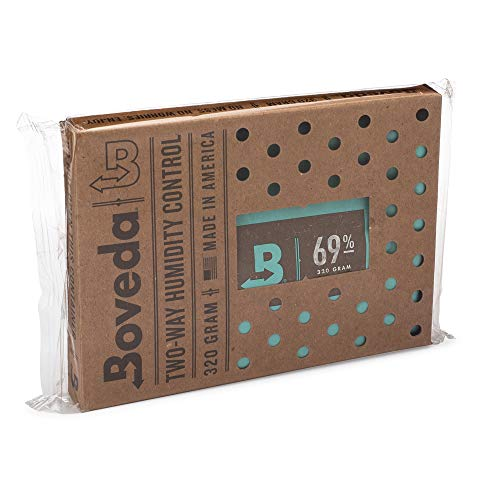 BOVEDA 69 Percent RH (320 Gram) - 2-Way Humidity Control Pack
