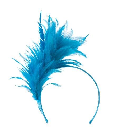 SS Hat Fancy Feather Fascinator