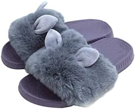 57b4321438 Shopping 8 - Nafanio - Grey - Slippers - Shoes - Women - Clothing ...