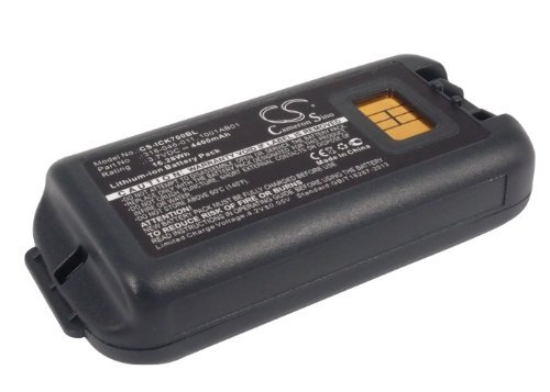VINTRONS 4400mAh Battery for Intermec CK70, 318-046-001, CK71, 318-046-011 by VINTRONS