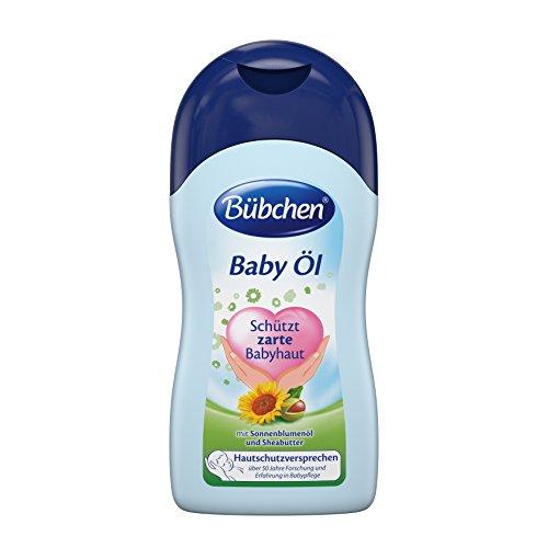 Bübchen Baby Öl, 2er Pack (2x 400ml)