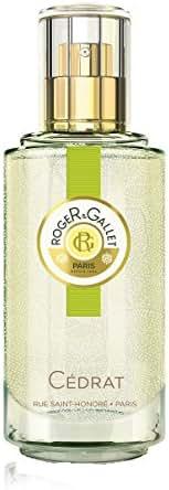 Roger and Gallet Cedrat Citron Cologne, 3.3 Fluid Ounce