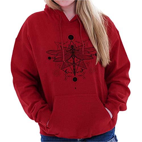 Dragonfly Clothing Company Mens Shirts - Spirit Dragonfly Symbolic Spirit Animal