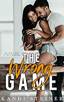 Wrong Game Sports Romance ebook product image