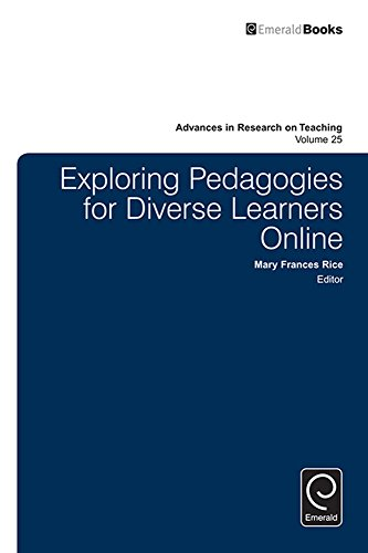International Pedagogical Practices of Teachers (Part 2) (Advances in Research on Teaching Book 25)