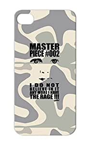 Message002 Black Satire Funny For Iphone 5 Case