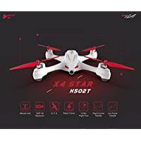 Hubsan H502T X4 RC Cam Quadcopter Drone with 720P HD Camera GPS
