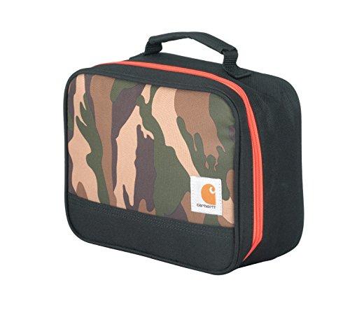 Carhartt Insulated Soft Sided School Lunchbox