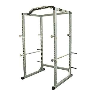 Valor Fitness BD-11 Hard Power Rack w/Chrome Pull Up Bar