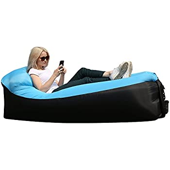 Amazon Com Solstice By Swimline Cooler Couch Inflatable