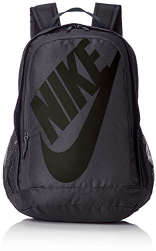 NIKE Sportswear Hayward Futura Backpack, Dark Grey/Dark Grey/Black, One Size