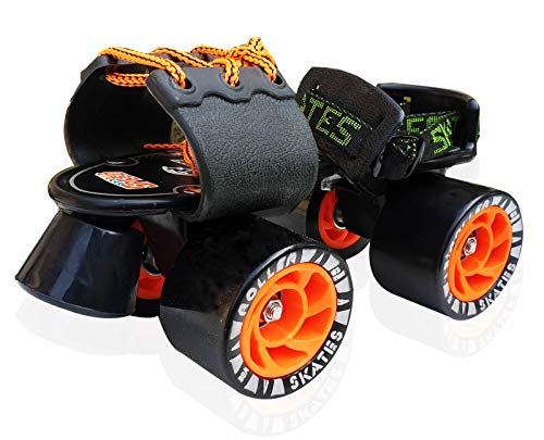 Jaspo Big Boss Adjustable Quad Roller Skates Suitable for Age Group 6-14 Years Old Price & Reviews
