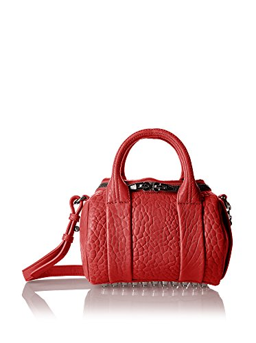 Red Rockie Handbag Handle Alexander Wang Mini 4XIaaq
