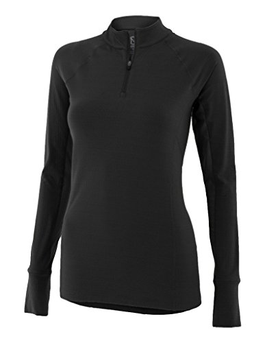 noble-outfitters-ashley-perform-shirt-m-black