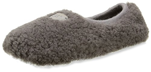 UGG Women's Birche Slipper, Grey, 8 B US -