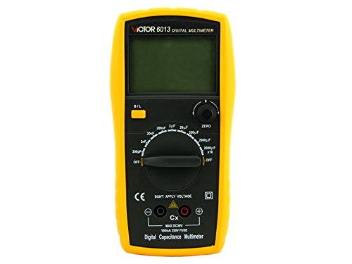 Contempo Views Victor 6013 Digital Capacitance Meter by Contempo Views