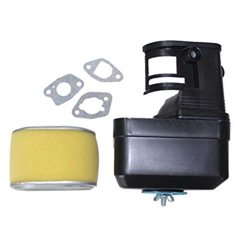 Air Box Filter (Poweka New Air Filter Cleaner Housing Box   Air Filter   Gaskets for Honda Gx200 Gx160 Gx140 5.5hp 6.5hp Generator Water Pump)
