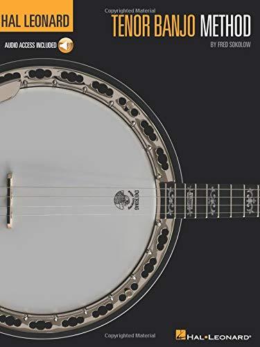 Hal Leonard Tenor Banjo - Method Music Banjo Book