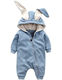 One Pieces Rompers Boy S Infants Toddlers Amazon Com