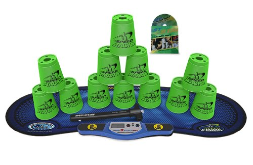 Sport Stacking - Competitor - Neon Green (Cup Stacking)