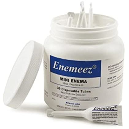 Image of Health and Household Enemeez Mini Enema 30 ea (Pack of 6)
