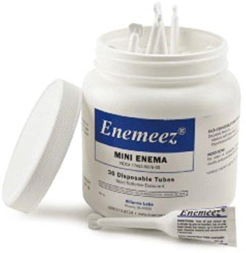 Enemeez Mini Enema 30 ea (Pack of 6)