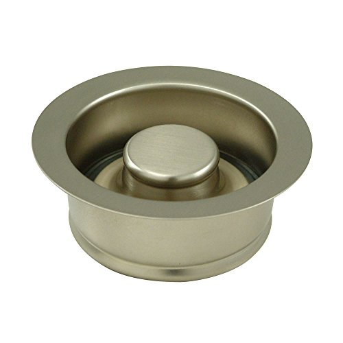 Kingston Brass BS3008 Made to Match Garbage Disposal Flange, Satin Nickel