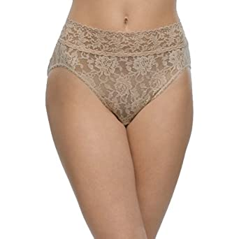 281836efc1a Image Unavailable. Image not available for. Color: Hanky Panky Women's Signature  Lace French Brief ...