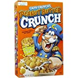 CAPTAIN CRUNCH Peanut Butter Cereal - 2 pak