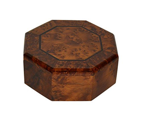 - Moroccan Handmade Jewelry Wood Box Handcrafted Storage Case Organizer Large