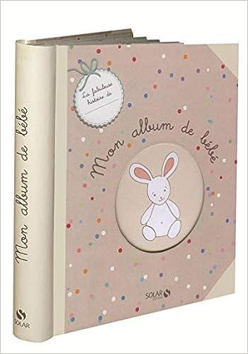 Amazon Fr Mon Album De Bebe Stephanie Brepson Virginie